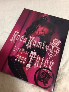 倖田來未  LIVE TOUR 2009~TRICK~裏