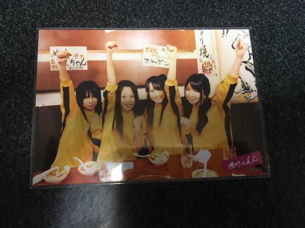 AKB SKE 週間akb DVD特典生写真 松井玲奈 激辛部