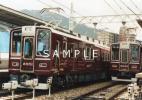 阪急電車 39 8000系同士の並び 旧宝塚駅