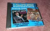 【即決・2IN1CD】 Marvin Gaye/[ I WANT YOU]&[ I heard it through the grapevine] マーヴィン・ゲイ Leon Ware リオン・ウェア
