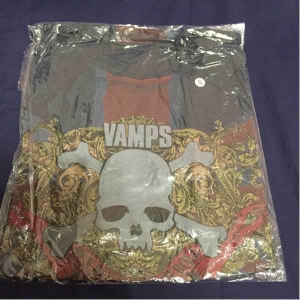 VAMPS◆ロンドン Tシャツ 新品 Sサイズ HYDE
