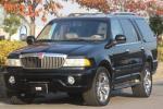 【1ナンバー/バネサス済み/機関良好/美車】1998yリンカーンナビゲーター/ブラック×ベージュレザー