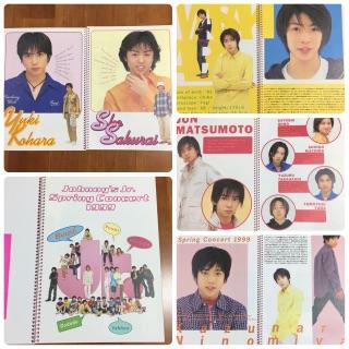 ★嵐 ジャニーズJr.時代/Spring Concert 1999 パンフレット 貴重