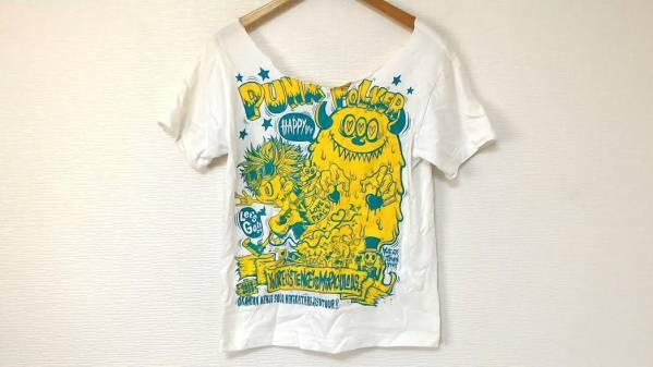 OKAHIRA KENJI デザインTシャツ☆パンク☆Y8511