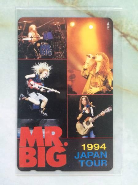 MR.BIG 1994 JAPANTOUR 未使用新品