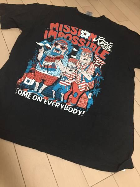 ★京都大作戦2014 TシャツLサイズ 限定品