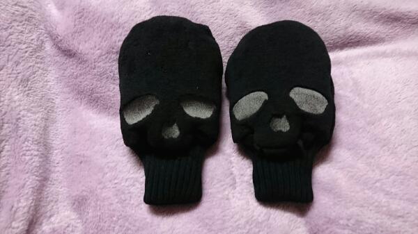 VAMPADDICT WINTER 2013 ミトン(手袋) 新品未開封 VAMPS HYDE K.A.Z 苗場