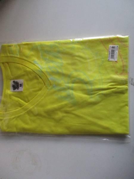 B`Z Tシャツ LIVE GYM 2011 C'MON 黄 未開封