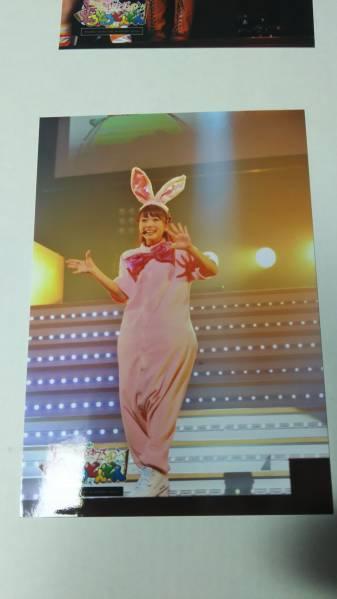 ミルキィホームズ ライブ 写真 三森すずこ FC限定 ブロマイド⑩