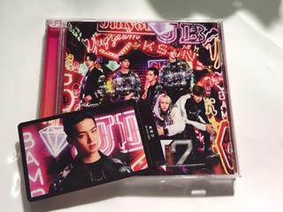 GOT7 「Hey Yah」 通常盤+JBトレカ