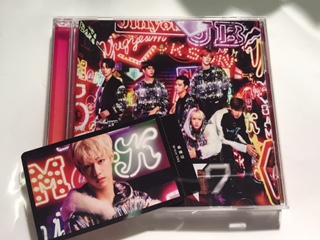 GOT7 「Hey Yah」 通常盤+マークトレカ