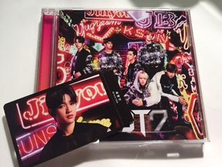 GOT7 「Hey Yah」 通常盤+ジニョントレカ