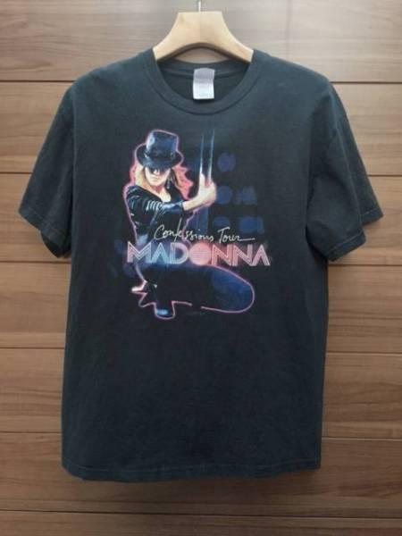 00S MADONNA マドンナ ツアーTシャツ バンド ビンテージ ライブグッズの画像