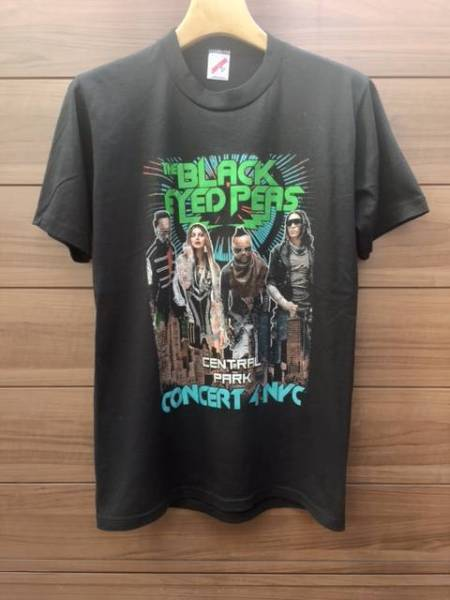 THE BLACK EYED PEAS 2011 バンドTシャツ HIPHOP FERGIE