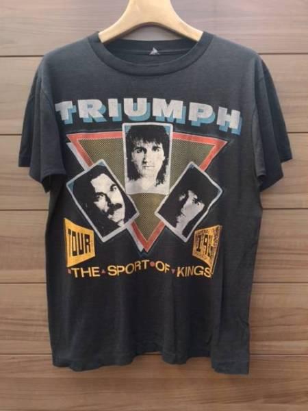 80S TRIUMPH & YNGWIE バンドTシャツ ビンテージ ロック
