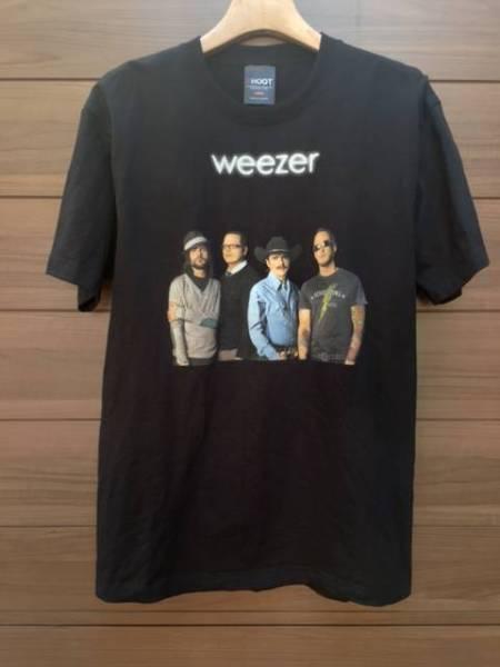 00S WEEZER バンド ツアーTシャツ ロック パワーポップ L