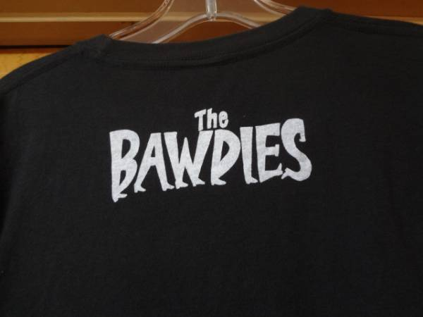 THE BAWDIES Tシャツ Boys!