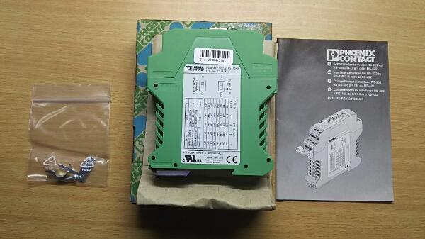 T67-2 PHOENIXCONTACT PSM-MS-RS232 新品保管品_画像1
