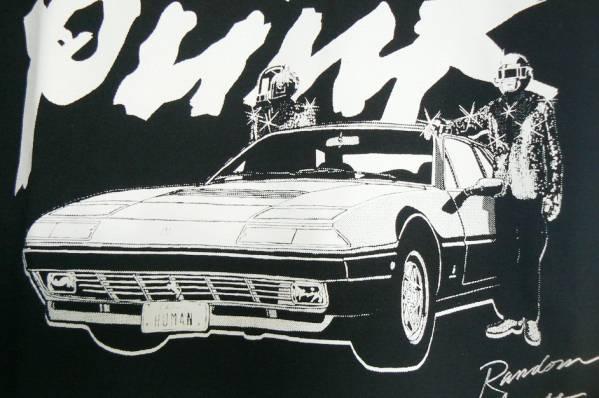 ★ダフト・パンク Daft Punk バンド Tシャツ★新品
