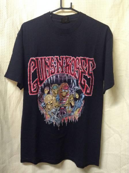 11 バンドTシャツ ガンズアンドローゼズ 1992 ビンテージ (L)