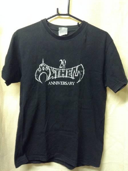 11 バンドTシャツ アンセム 20th anniversary Anthem 20周年 (M)