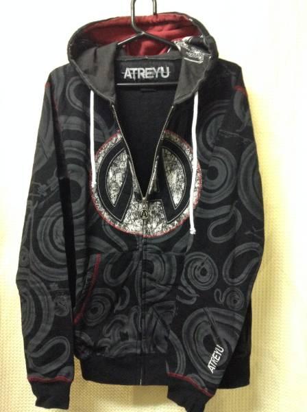 11 バンドTシャツ アトレイユ ATREYU パーカー (XS)