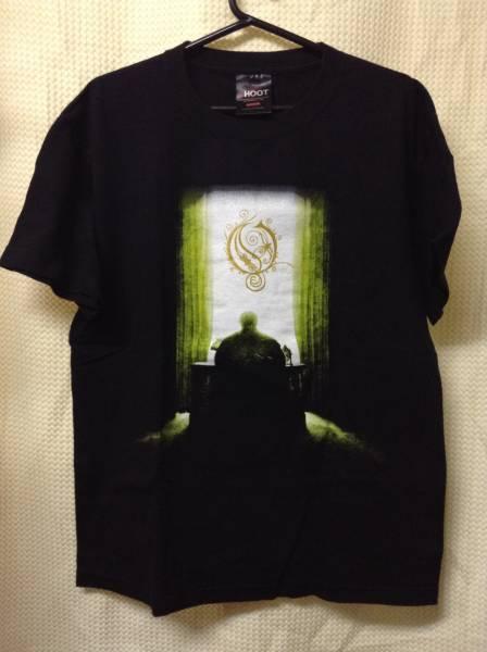 11 バンドTシャツ オーペス OPETH 2008 ツアー (M)