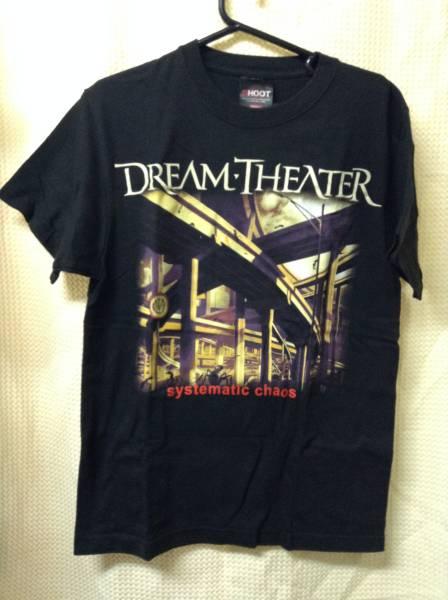 11 バンドTシャツ ドリームシアター ワールドツアー 07/08 (S)