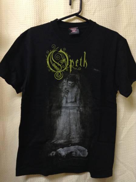 11 バンドTシャツ オーペス OPETH デスメタル (S)
