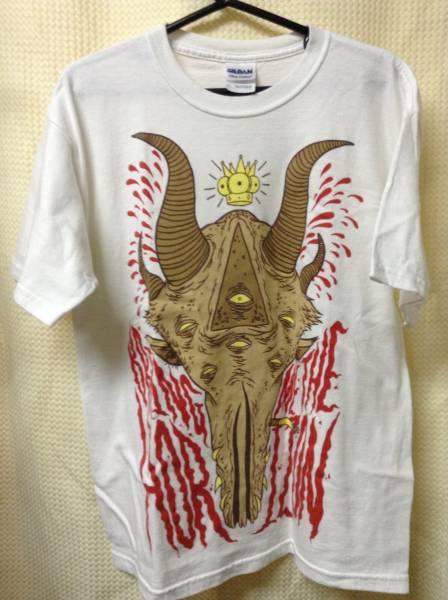 8 バンドTシャツ ブリングミーザホライズン 白 (Youth L)