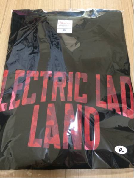 MAN WITH A MISSION□ELECTRIC LANDYLAND TシャツXL