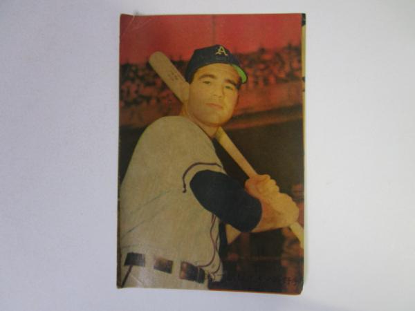 アスレチックス フェリス・フェイン ブロマイド 野球 カード グッズの画像