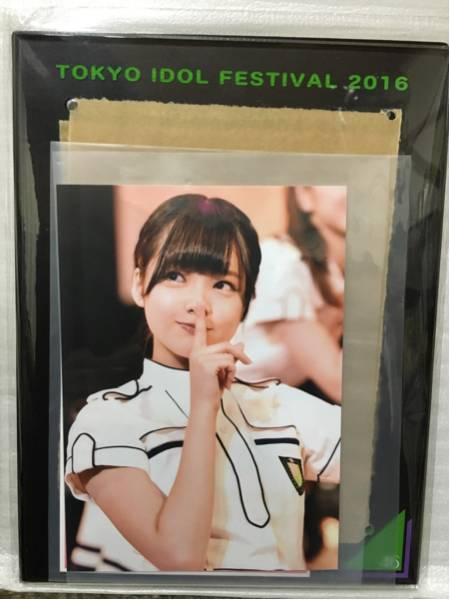 【欅坂46 平手友梨奈】TIF2016 神の手 限定 フォトフレーム