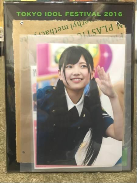 【欅坂46 上村莉奈】TIF2016 神の手 限定 フォトフレーム