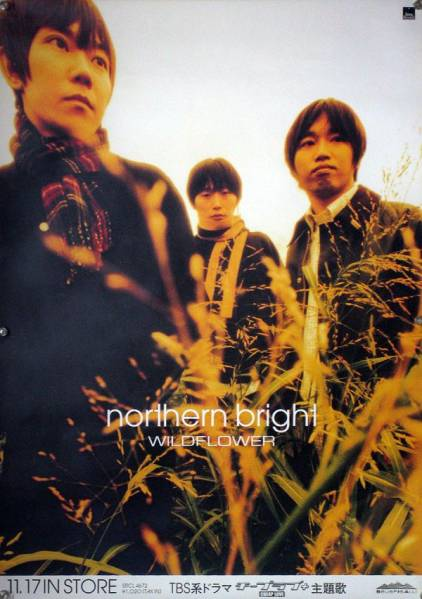 northern bright ノーザン・ブライト B2ポスター (1U03010)