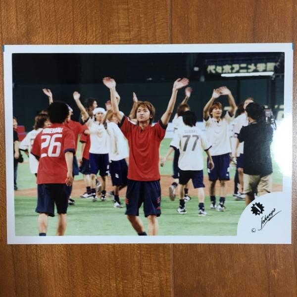 即決¥3000★嵐 公式写真 2175★大野智 運動会 感謝祭 Jロゴ