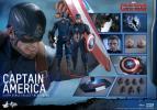 ホットトイズ キャプテン アメリカ シルビ版