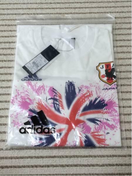 なでしこジャパン ロンドン五輪記念Tシャツ(O)新品未開封品 グッズの画像