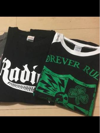 RADIOTS Tシャツ 2枚セット アンチクラス レディオッツ sobut