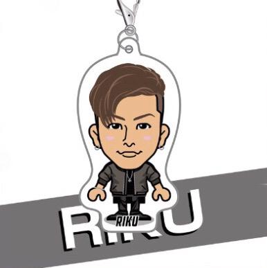 居酒屋えぐざいる2016 THE RAMPAGE RIKU クリーナー ガチャ