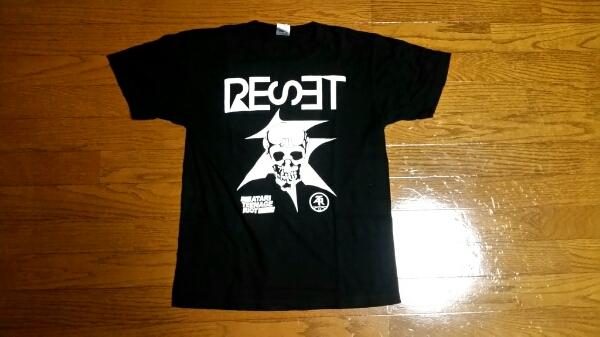 ATARI TEENAGE RIOTオフィシャルTシャツ!ALEC EMPIRE.NIN
