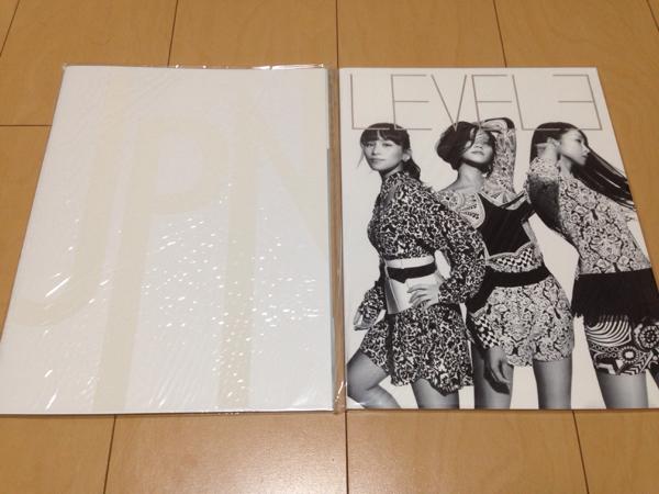 【美品】Perfume 3rd Tour JPN 4th Tour LEVEL3 パンフレット ライブグッズの画像