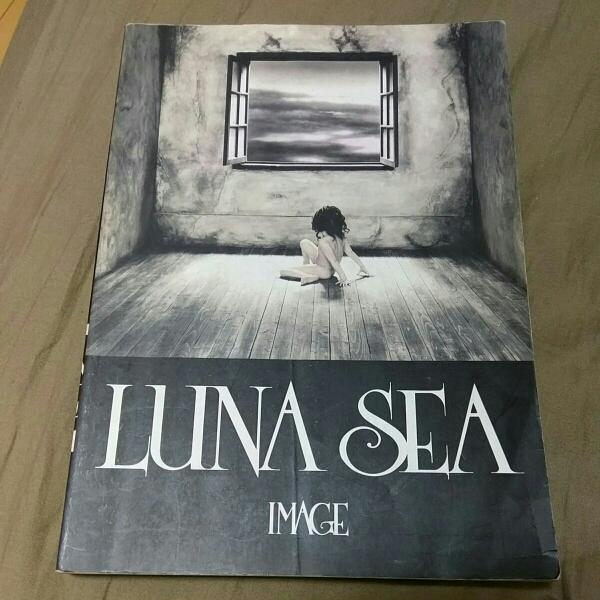 LUNA SEAバンドスコア+FILE1990~1996 ライブグッズの画像