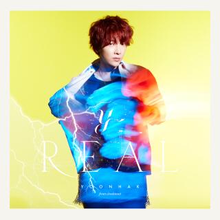 即決★ユナク from 超新星★REAL★Type-B(CD+DVD)★新品未開封