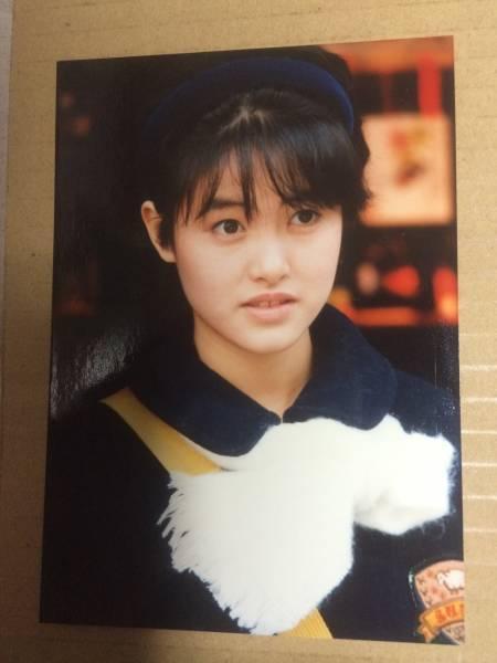 荻野目洋子さんの生写真84年当時物