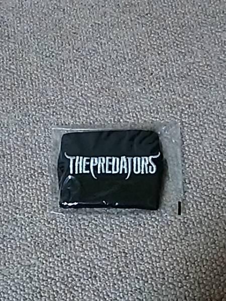 【送料込】GLAY JIRO/THE PREDATORS リストバンド