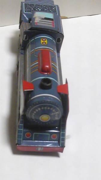 昭和レトロ 汽車のブリキおもちゃ_画像2