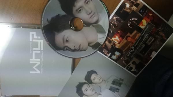 ★東方神起 2012 FC限定販売 CD(Bigeast盤)~WHY KeepYour…