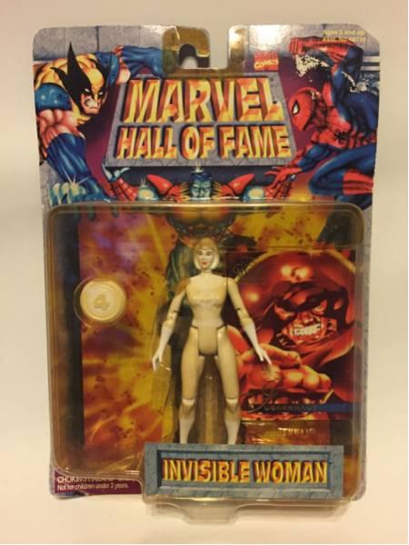 MARVEL ファンタスティックフォー INVISIBLE WOMAN フィギュア グッズの画像