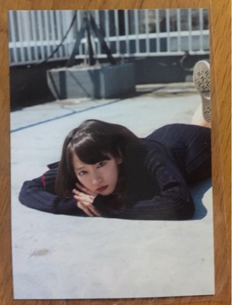 吉岡里帆 イベント特典 生写真